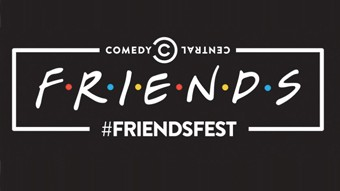 Erlebe das Comedy Central UK's FriendsFest 2017!